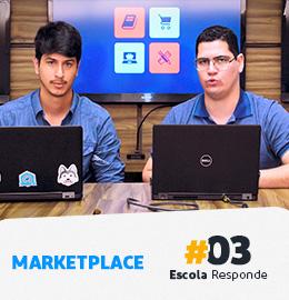 Escola Responde – Marketplace, Tráfego para Loja Virtual #03 Por Pedro Sobral, Vinicius Guimarães e Elvis Barbosa