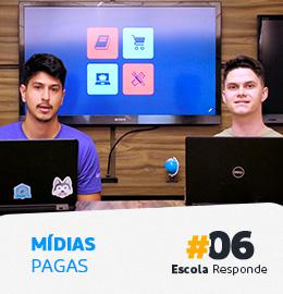 Escola Responde – Como Fazer Anúncio no Google Ads para Loja Virtual? #06 Por Thiago Fantim e Elvis Barbosa