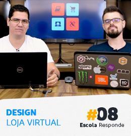 Como Melhorar o Design da Loja Virtual para Vender Mais – #08 Por Pedro Sobral e Marco Galvão