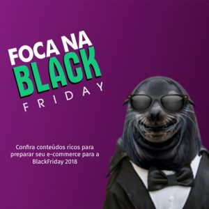 Foca na Black-Friday