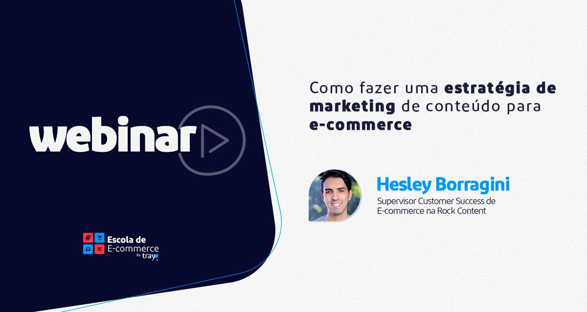 Como fazer uma estratégia de marketing de conteúdo para e-commerce