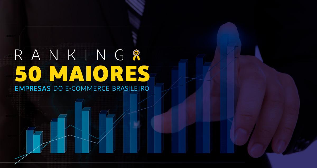 """Varejo Online: no ranking """"50 Maiores Empresas do E-commerce Brasileiro"""", marketplaces se destacam"""