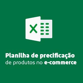 Planilha de precificação de produtos no e-commerce - Alex Moro e Escola de E-commerce