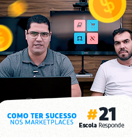 Como Ter Sucesso nos Marketplaces - Alex Moro no Escola Responde 21