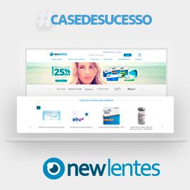 Como as recomendações inteligentes de produtos aumentaram em 252% as conversões da NewLentes