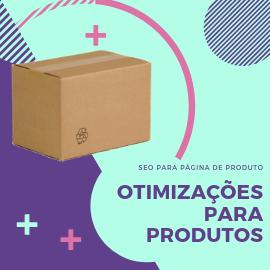 Otimizações de SEO para página de produtos de uma loja virtual