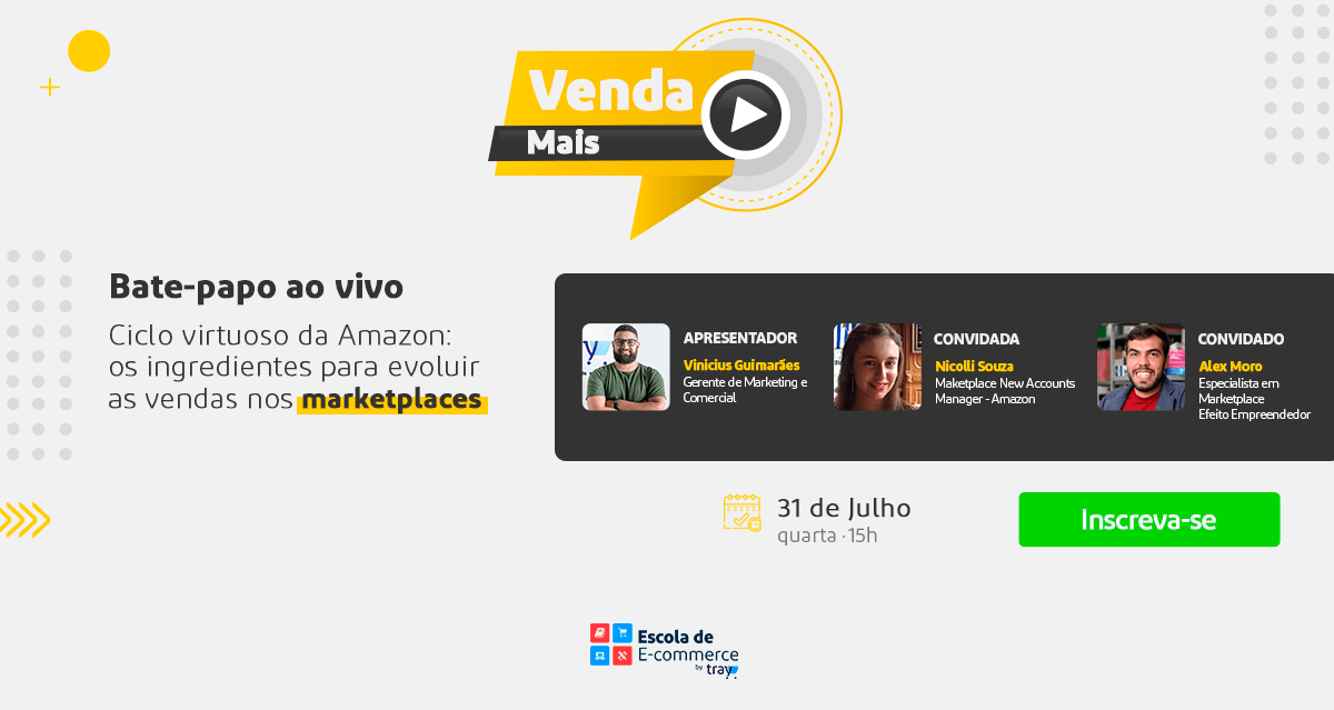 Ciclo virtuoso da Amazon: os ingredientes para evoluir as vendas nos marketplaces