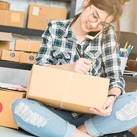 Embalagens para e-commerce: entregue boas experiências ao cliente