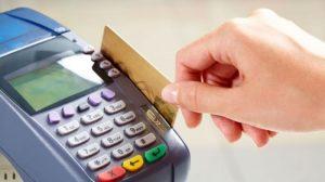 maquina de cartão de crédito para vender espetinhos
