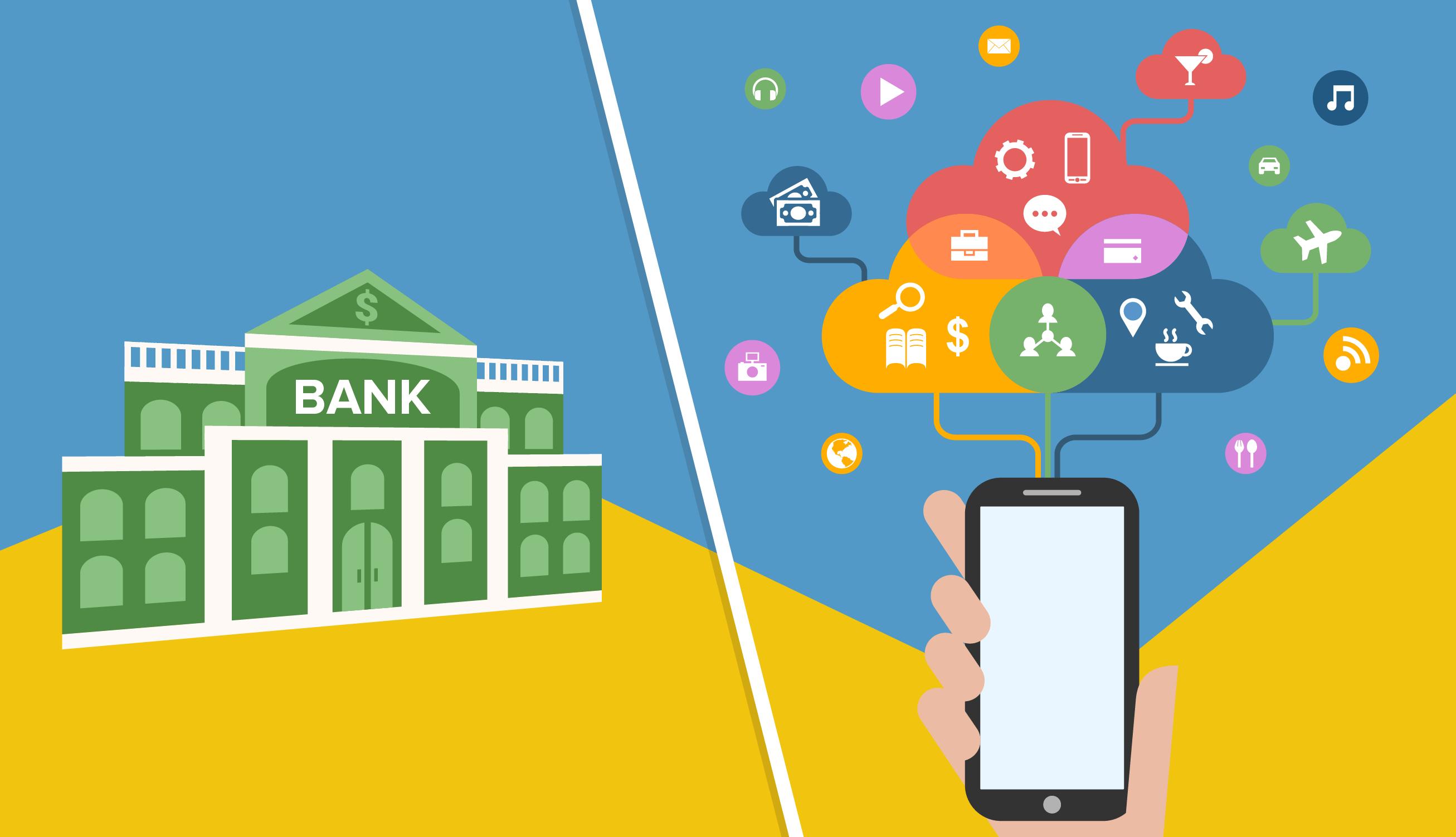 Fintechs, entenda porque os grandes bancos estão ameaçados?