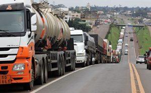 Greve dos caminhoneiros no E-commerce