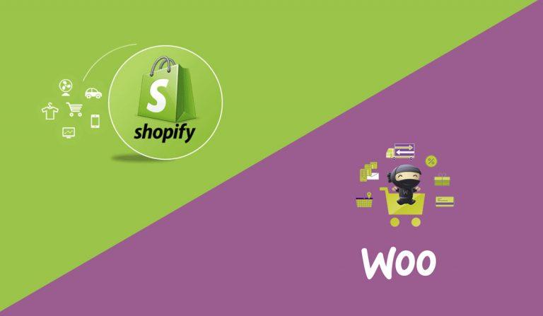 Shopify ou WooCommerce: qual a melhor opção para meu e-commerce?
