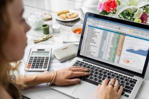 gestão financeira da loja virtual