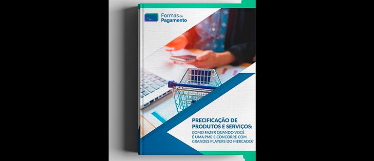 E-book Precificação de Produtos e Serviços para PME