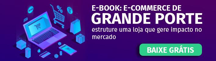 Baixe o ebook Ecommerce de Grande Porte