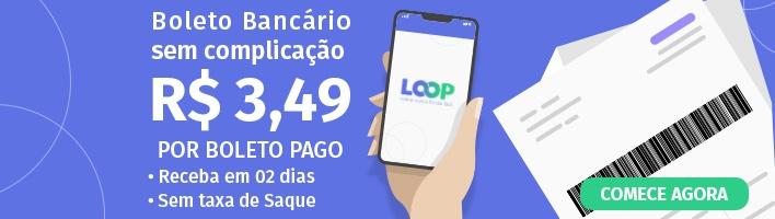 Gere boleto sem complicação - Loop Pagamentos