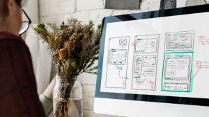 Design para loja virtual