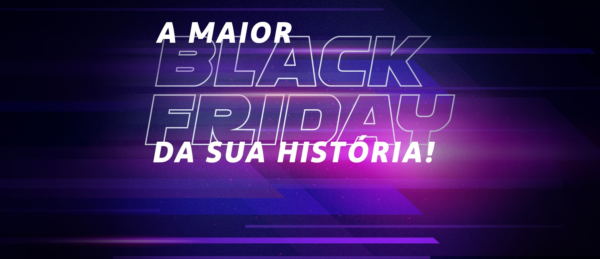 Banner campanha black friday 2019 Tray