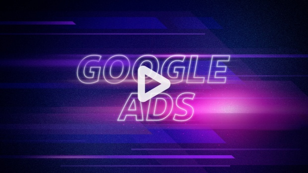Capa do vídeo sobre google ads