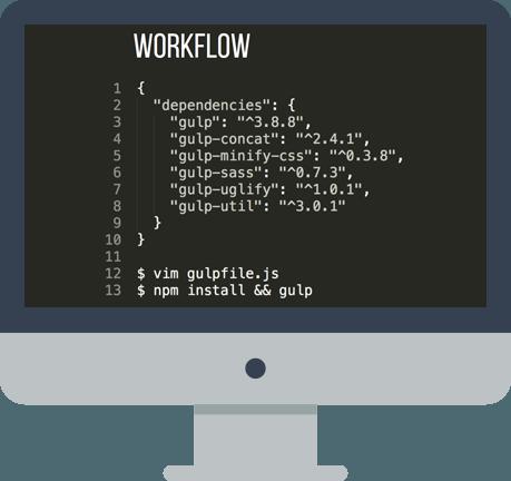 Workflow otimizado para devs