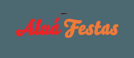 Aluá Festas Logo