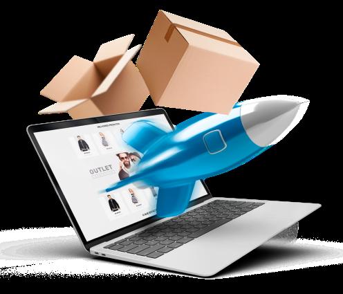 A plataforma de e-commerce pra quem quer vender de verdade