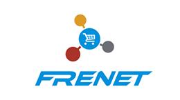 logotipo Frenet