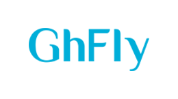 logotipo Ghfly