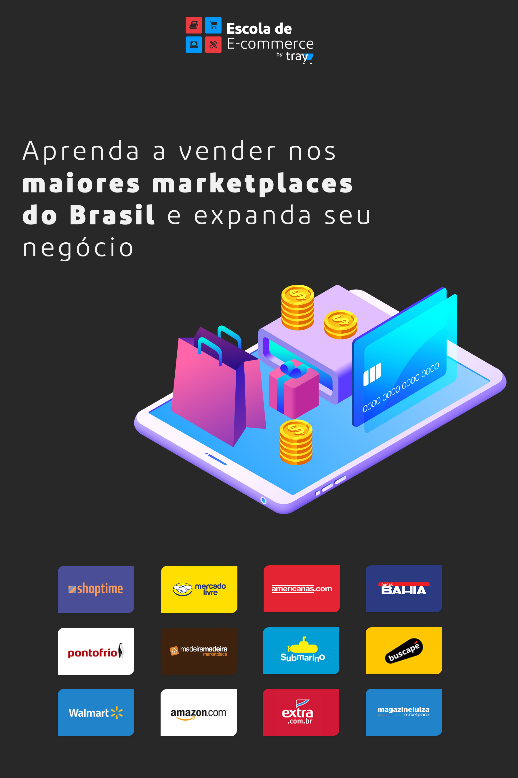 E-book Aprenda a Vender nos Marketplaces