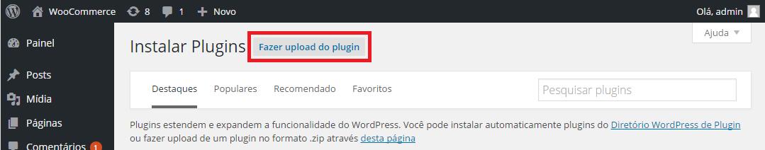 FTP WooCommerce