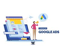 Capa GOOGLE ADS: Criando as primeiras campanhas