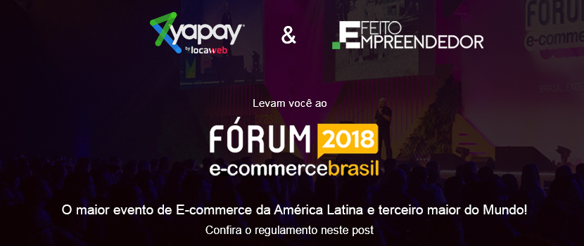 Promoção Yapay & Efeito Empreendedor